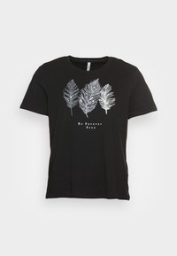 black/feathers