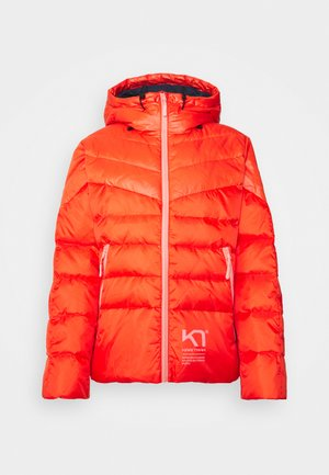 TIRILL JACKET - Outdoor jacket - flame