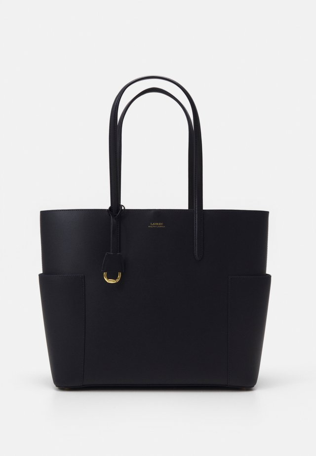 CARLYLE TOTE LARGE - Tote bag - navy/blue mist