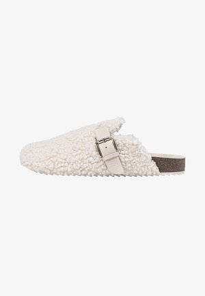 Slippers - off-white