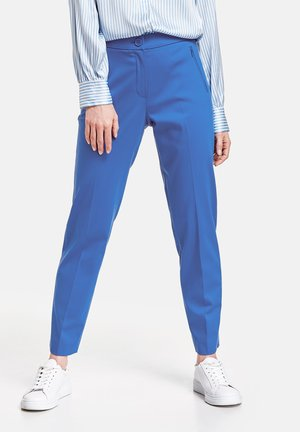 Trousers - aurora blue