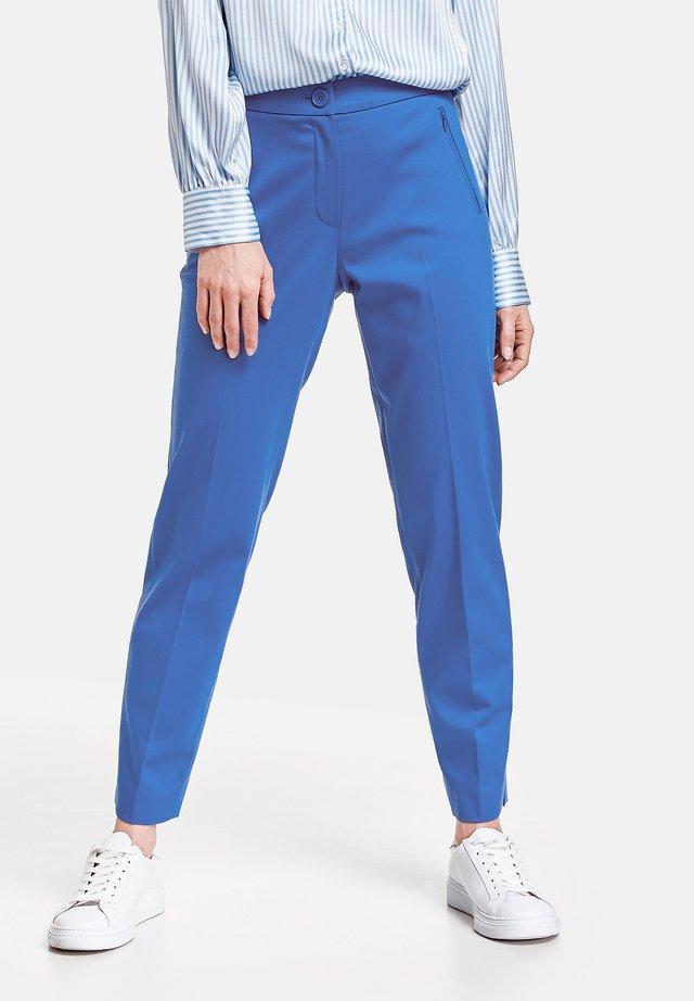 Trousers - aurora blue