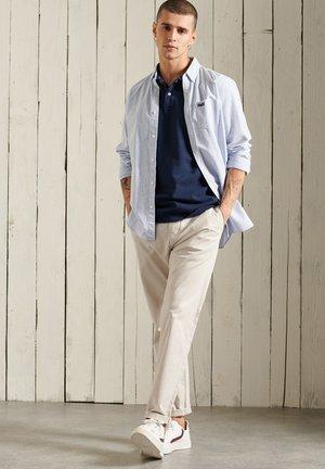 Polo shirt - rich blue