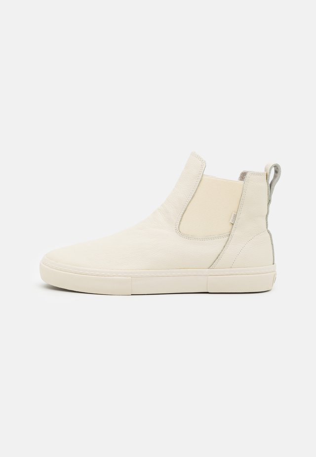 DOVER II - High-top trainers - cream