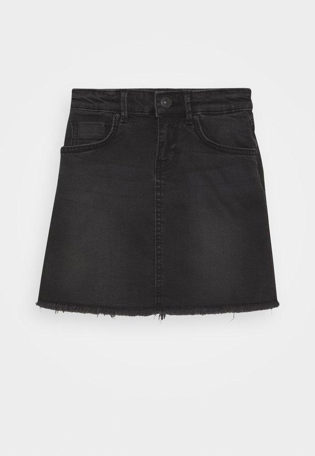 LIME - Denim skirt - ramira wash