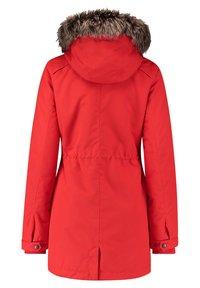 O'Neill - JOURNEY - Snowboard jacket - fiery red - 1