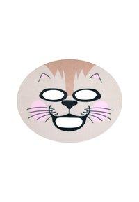 INC.redible - FACE INC CAT NAP SHEET MASK BRIGHTENING 25ML - Masque visage - 9119 neutral - 1
