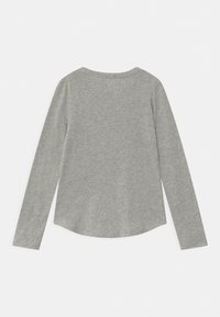 GAP - GIRLS HOLOGRAPH INTERACTIVE - Long sleeved top - light heather grey - 1