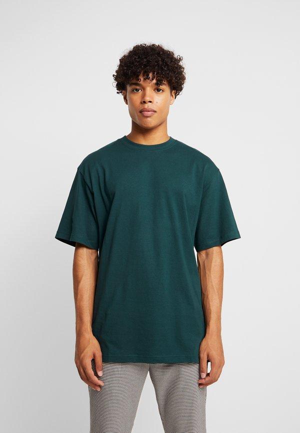 Urban Classics T-shirt basic - bottlegreen/ciemnozielony Odzież Męska MYKI