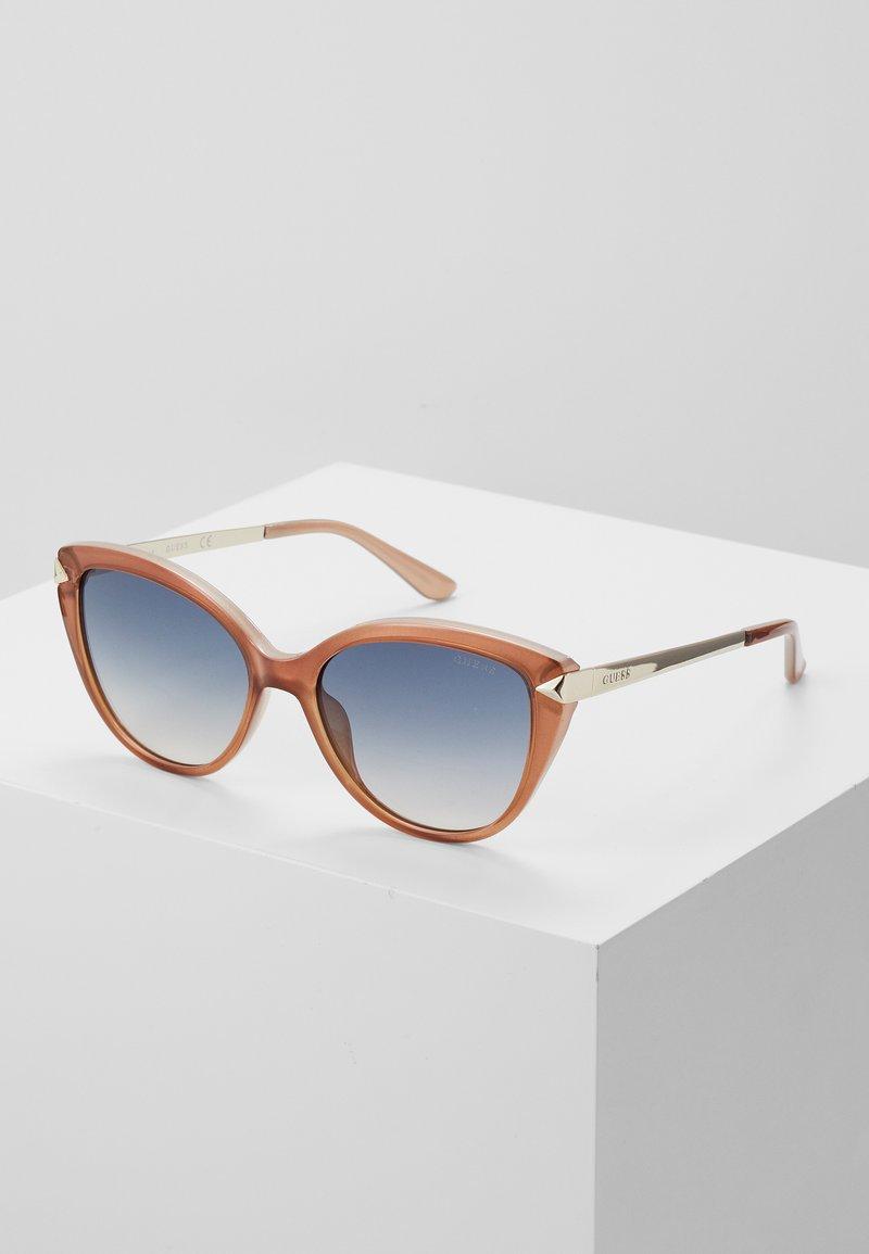 Guess - Sluneční brýle - brown