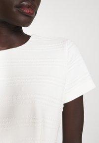 HUGO - KILANAS CLOQUE - Day dress - natural - 5