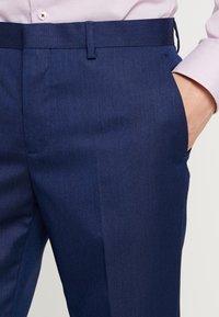 Pier One - Suit - dark blue - 9