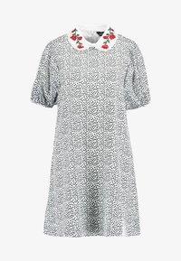Sister Jane - DOZEN COVEN DRESS - Day dress - black/white - 5