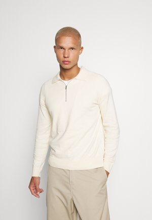 FINE KNIT - Pullover - off white