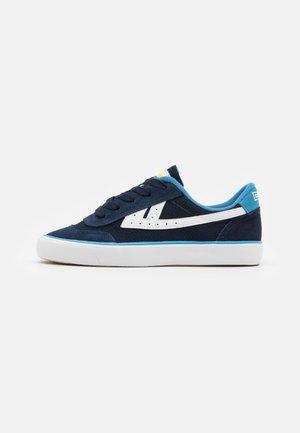 ACE UNISEX - Matalavartiset tennarit - navy blue