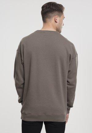 CREWNECK - Sweatshirt - green