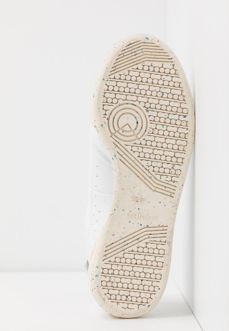 Verkkokauppa adidas Originals CONTINENTAL 80 PRIMEGREEN VEGAN  Matalavartiset tennarit  footwear white/offwhite/green wvoLH