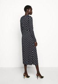 LK Bennett - MARIA - Jumper dress - midnight/ antique cream - 2