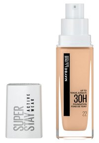 Maybelline New York - SUPER STAY ACTIVE WEAR FOUNDATION - Foundation - 22 light bisque - 1