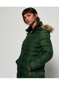 Superdry - MOUNTAIN SUPER FUJI - Winter coat - ice green - 3