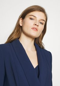 Elisabetta Franchi - Short coat - blue navy - 3