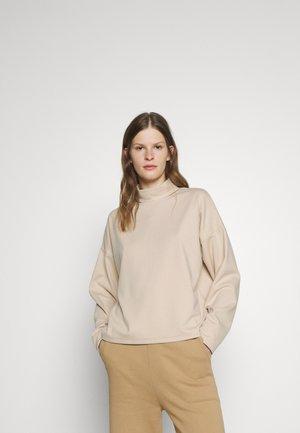 JULE - Long sleeved top - beige