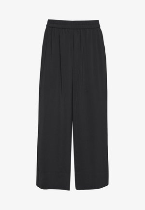 MINGA NEW TROUSERS - Broek - black beauty