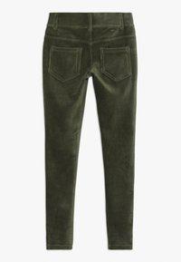 Benetton - TROUSERS - Trousers - green - 1