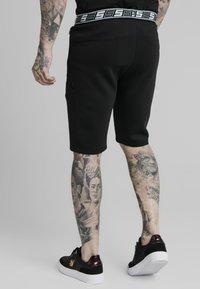 SIKSILK - EXHIBIT FUNCTION - Shorts - black - 4