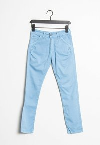 PLEASE - Straight leg jeans - blue - 0