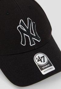 '47 - NEW YORK YANKEES SNAPBACK UNISEX - Casquette - black - 6