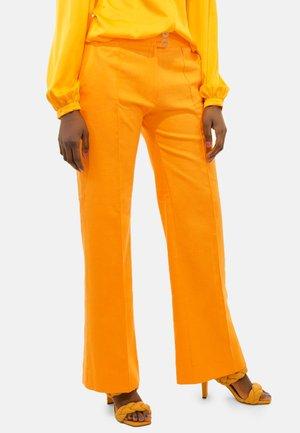 MARLENE  - Trousers - orange