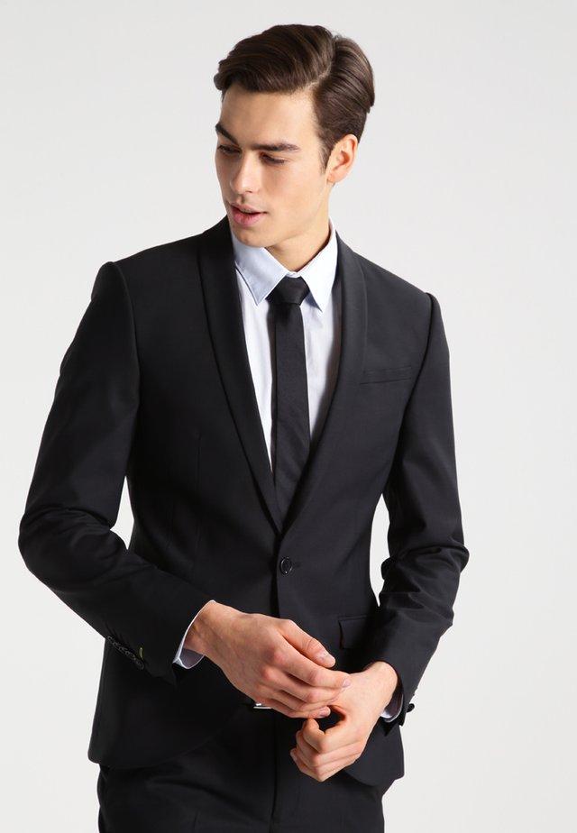 ELLROY SLIM FIT - Kostuum - black