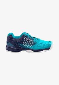Wilson - Carpet court tennis shoes - blau - 0