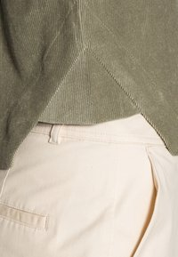 Opus - FORDA  - Button-down blouse - soft moss - 4