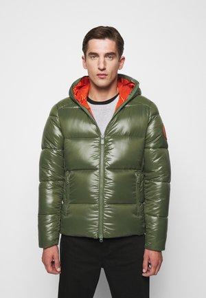 LUCKY - Winterjacke - thyme green