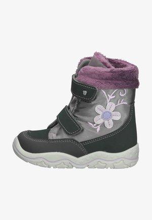 STIEFEL - Śniegowce - grigio/purple 344