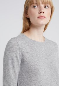 J.CREW - LAYLA CREW - Pullover - heather grey - 3