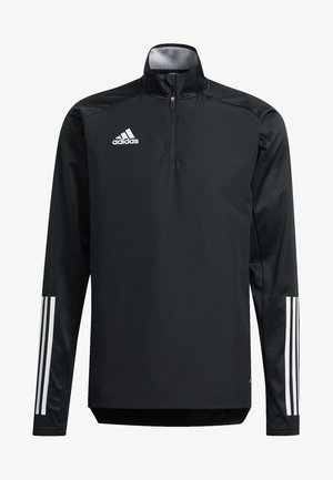 CONDIVO 20 WARM TOP - Long sleeved top - black