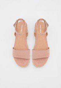 Anna Field - Platform sandals - light pink - 5