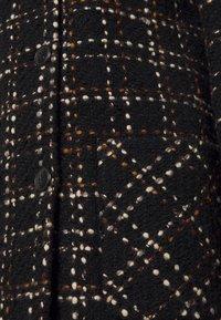 Barbara Lebek - Classic coat - fancy black/hazelnut - 2