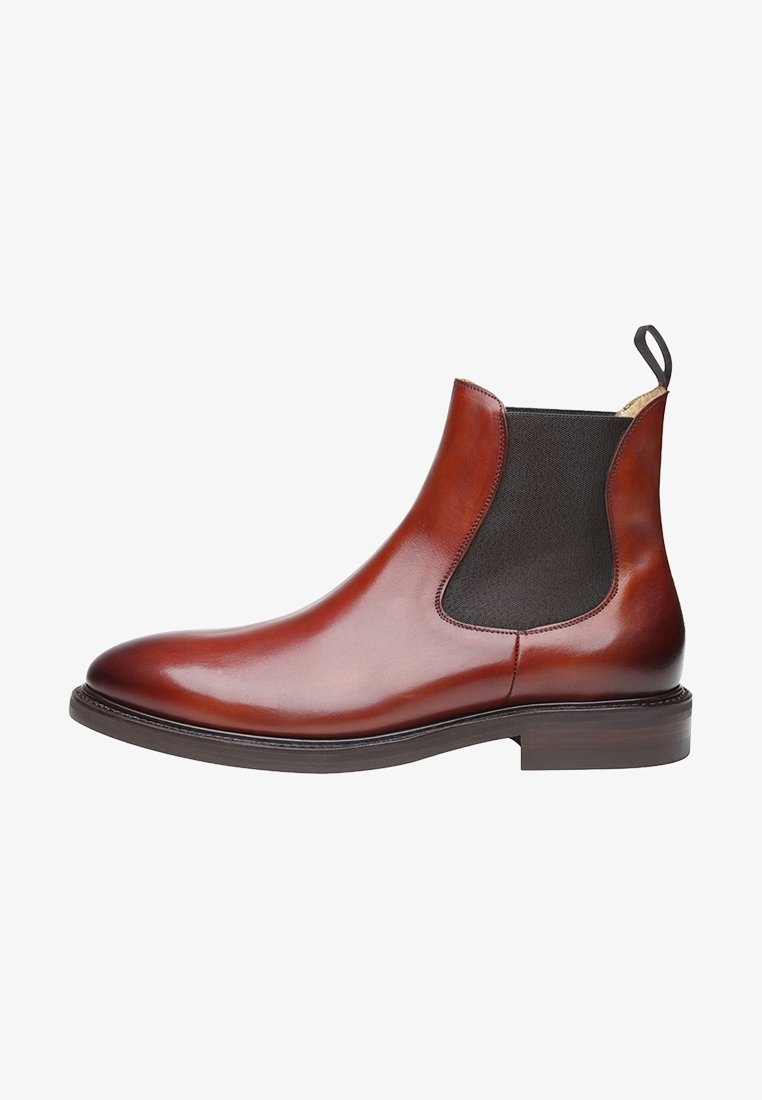 SHOEPASSION - NO. 645 - Classic ankle boots - brandy