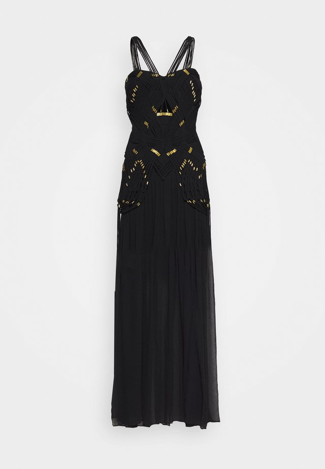 CRUSADER MAXI - Occasion wear - black