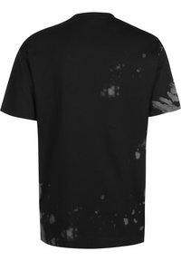 Chi Modu - Print T-shirt - black/print white - 1