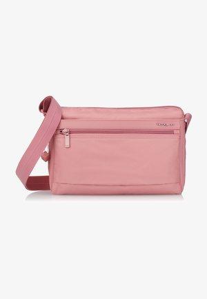 Schoudertas - powder pink
