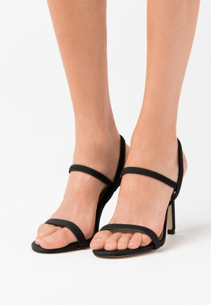 ZAYWIEN - High heeled sandals - black