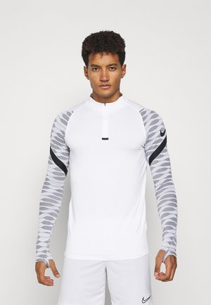 STRIKE 21 - Sports shirt - white/black/black/black