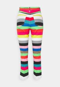 WEEKEND MaxMara - OMETTO - Straight leg jeans - vielfarbig - 1