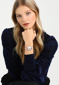 Olivia Burton - ENCHANTED GARDEN - Zegarek - dusty pink - 0