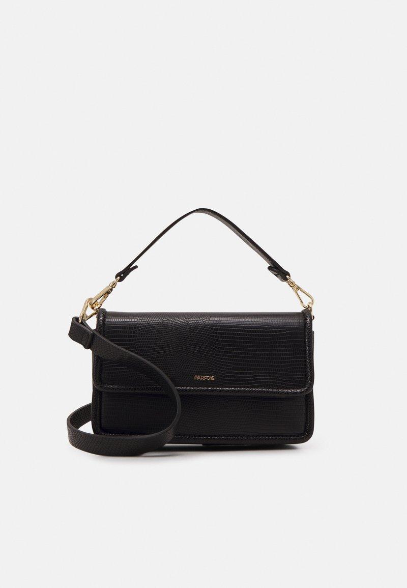 PARFOIS - CROSSBODY BAG - Across body bag - black